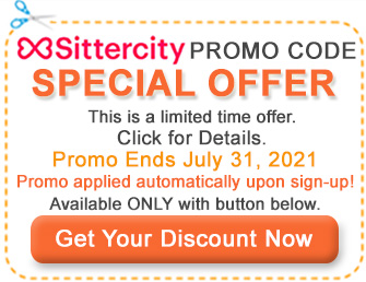 Sittercity Promo Code: SPECIAL OFFER Instant Discount