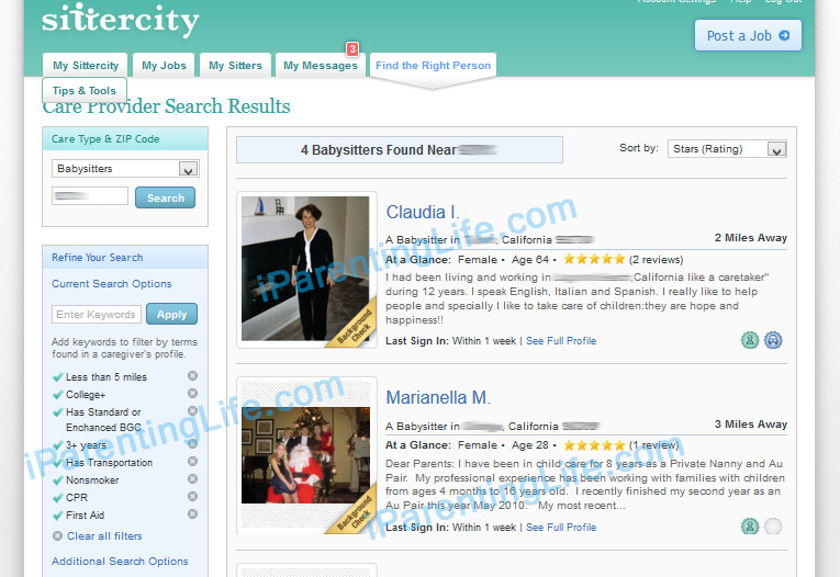 real online money making opportunities sitter city - Care Com Profile Examples